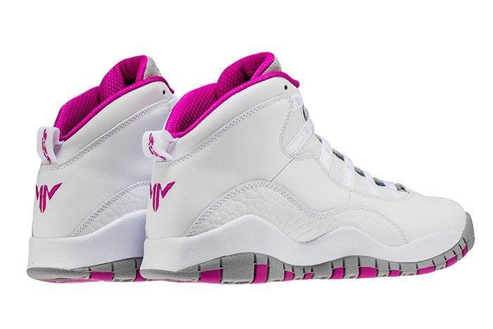 Nike Air Jordan 10 Maya Moore 4