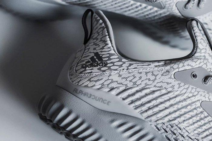Adidas Alphabounce Grey Aramis 1