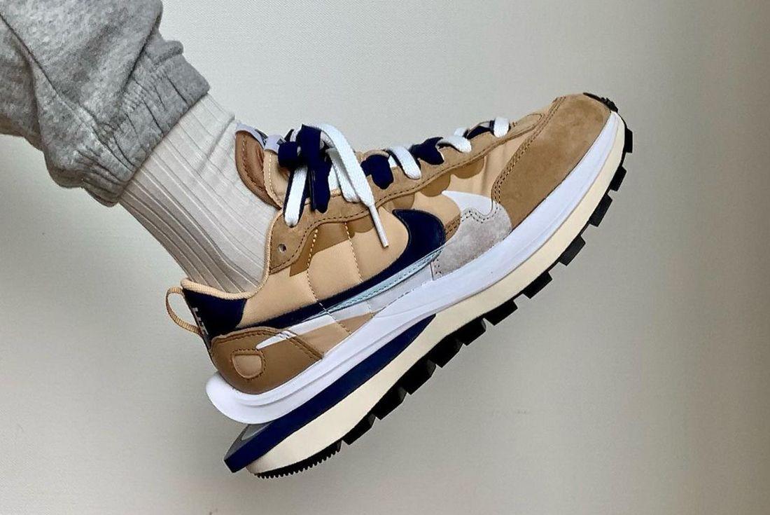 sacai Nike VaporWaffle