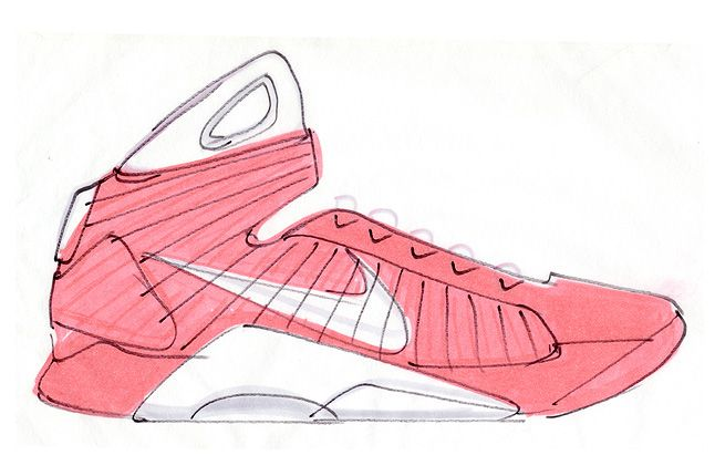 The Making Of The Nike Air Hyperdunk 7 1