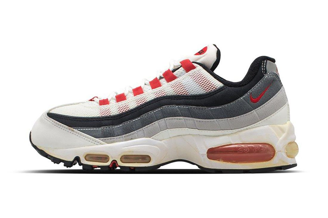 Comet Red Nike Air Max 95 Best Feature