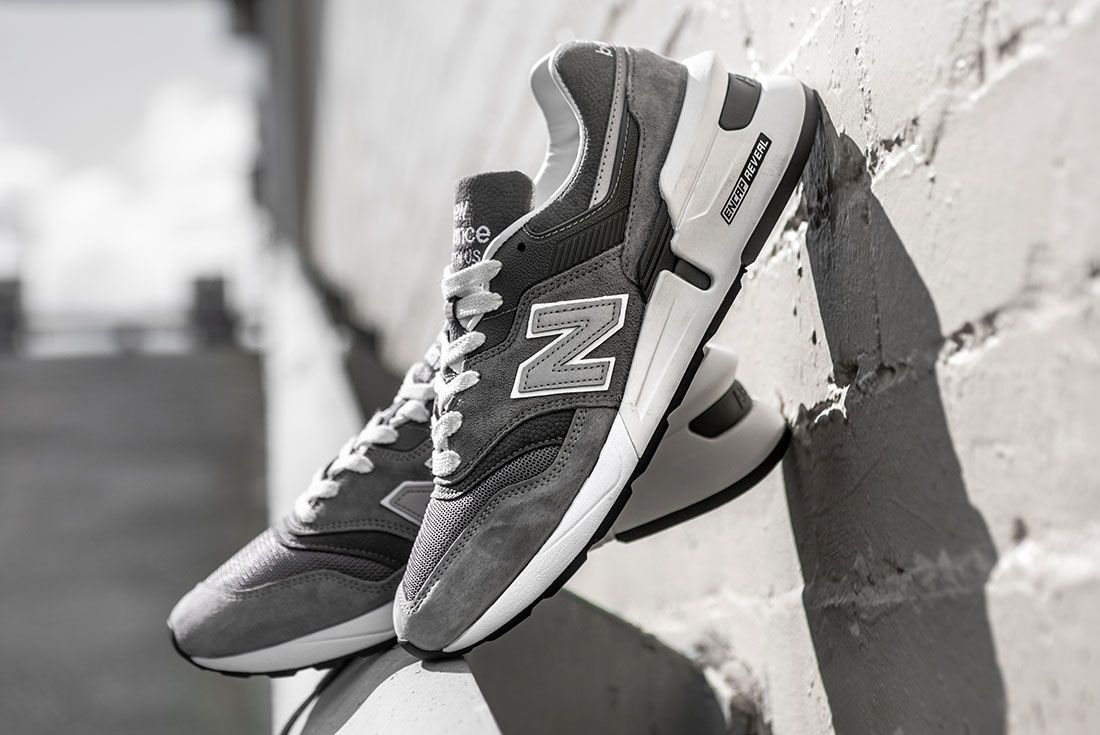New Balance Grey Day Made 997 997S Sneaker Freaker 7