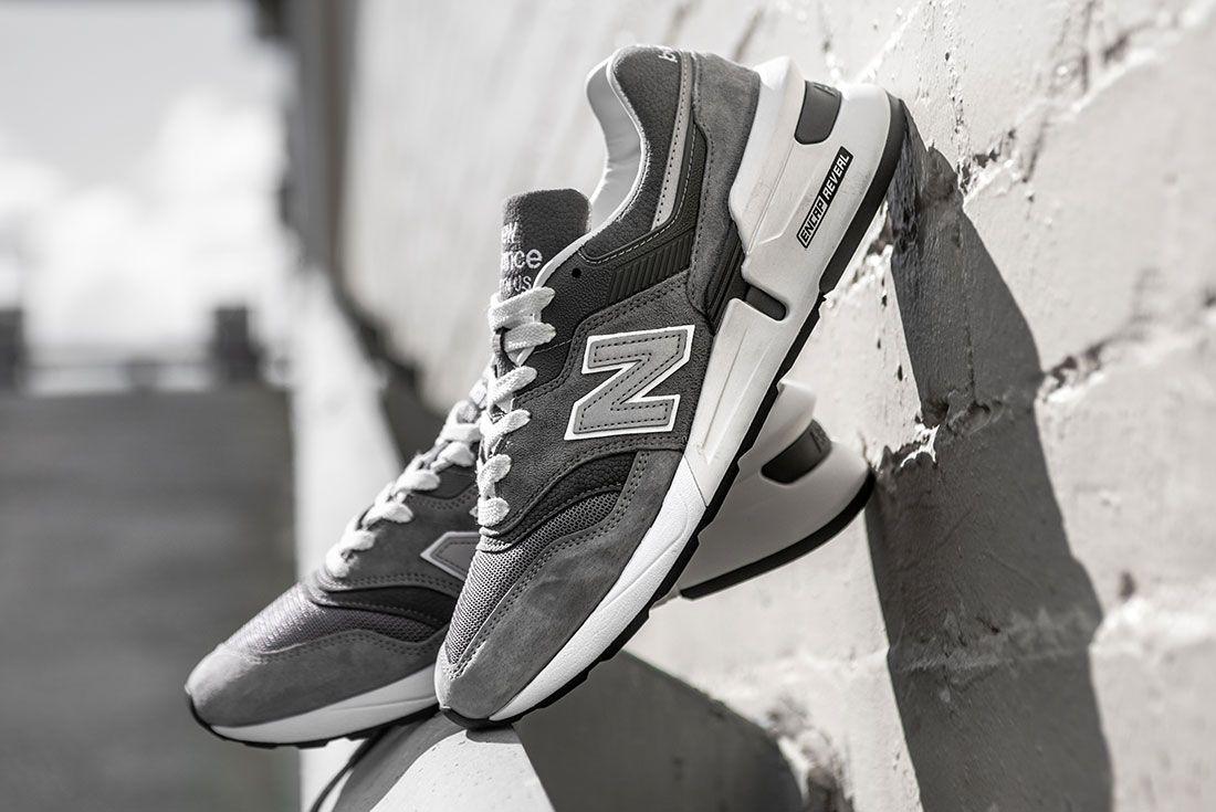 New Balance Grey Day Made 997 997S Sneaker Freaker 7