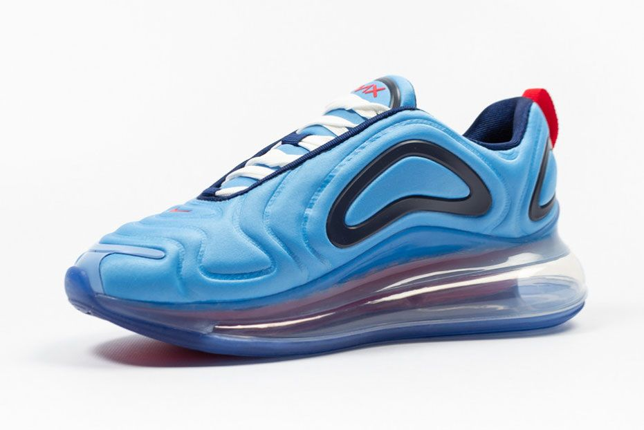 Nike Air Max 720 Blue Void Front Inside