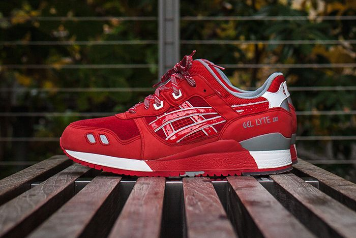 Ronnie Fieg Nice Kicks Highsnobiety Asics Gel Lyte Iii Blog Pack Nk