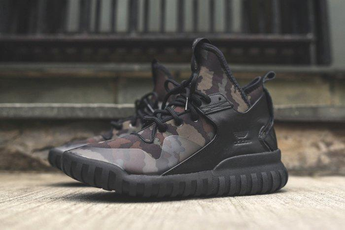 Adidas Originals Tubular X Camo 3