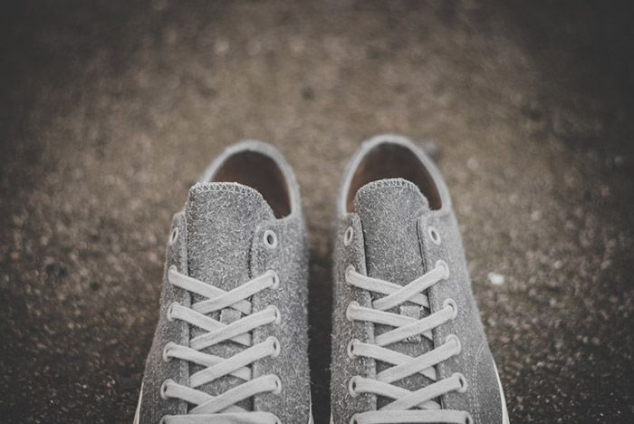 Pro Keds Royal Low Hairy Suede Grey 9