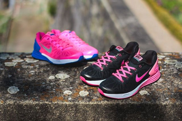 Nike Lunarglide 6 Gs Hyper Pink 11