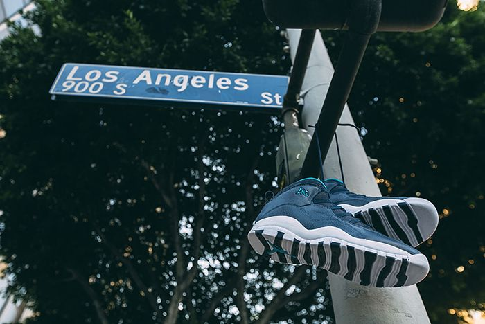 Air Jordan 10 La5