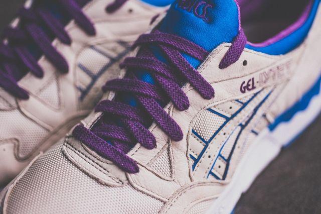 Asics Gel Lyte V Off White Purple 4