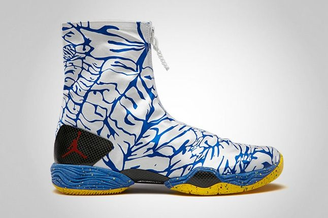 Air Jordan Xx8 Gymred Photoblu Profile 1
