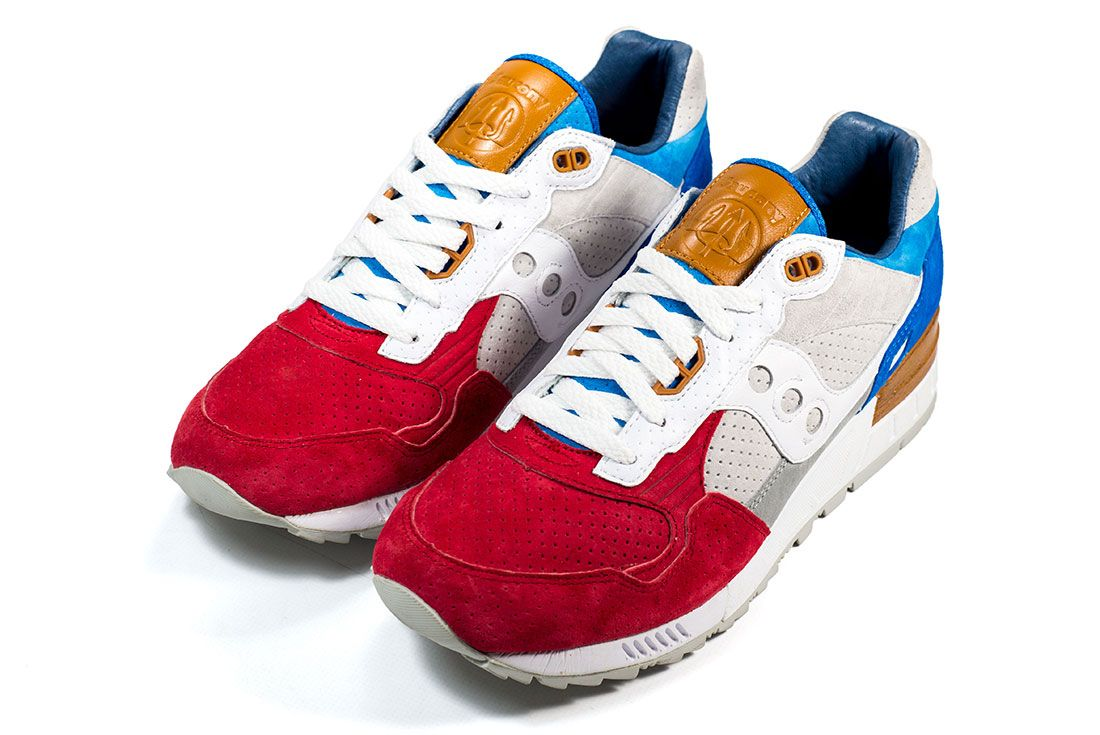 Sneakers76 X Saucony Shadow 5000 The Legend Of God Taras12
