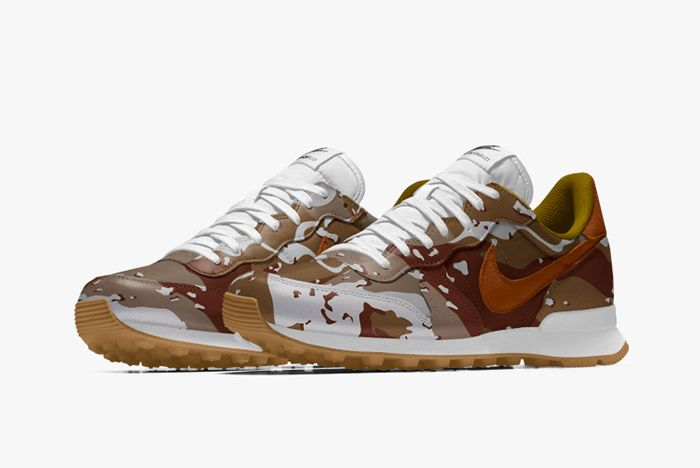 Nike Internationalist Reflective Camo Id 5