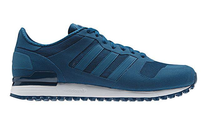 Adidas Originals Zx 700 M Tribe Blue Profile