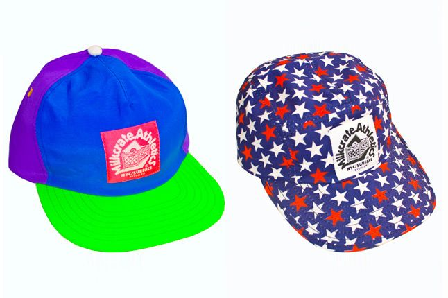 Milkcrate Fall Collection Caps 1