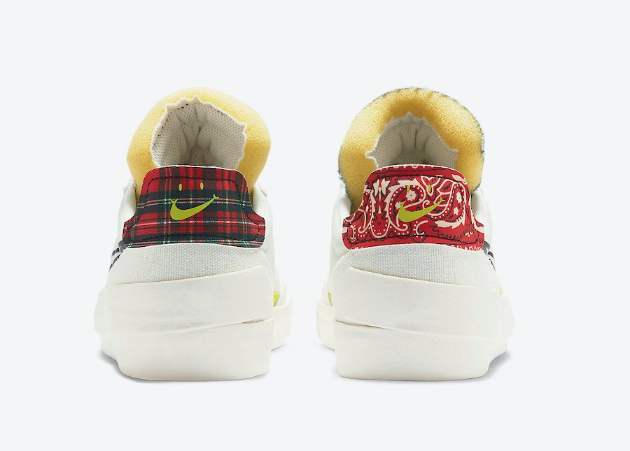 Nike Drop Type HBR Paisley Heel