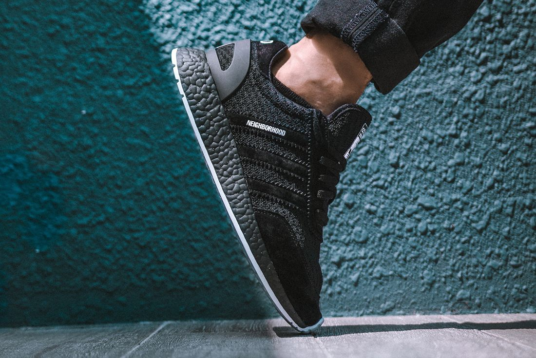 Neighborhood X Adidas Iniki Runner4