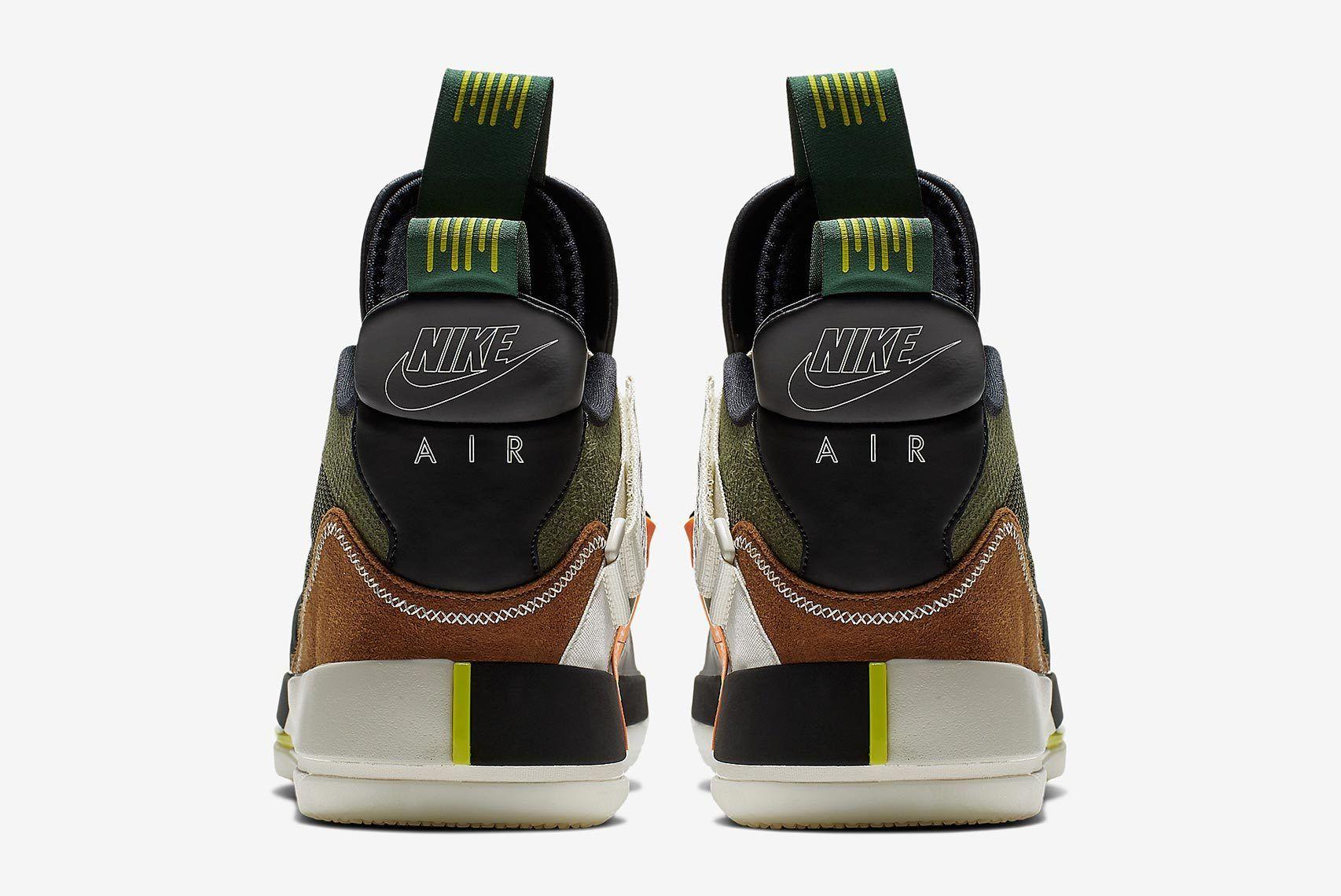 Air Jordan 33 Travis Scott 3