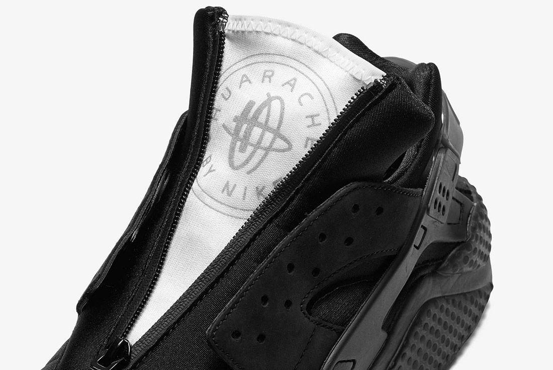 3 Huarache Zip Sneaker Freaker