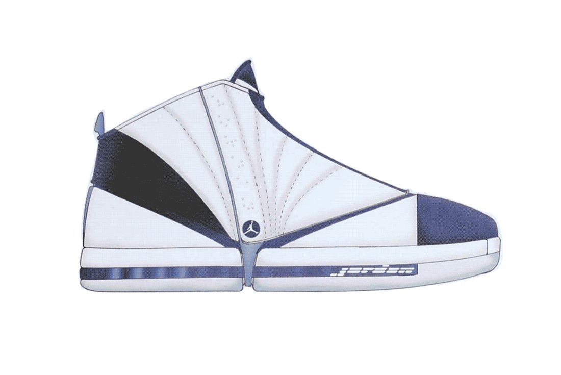 Creating The Air Jordan 16 – Behind The Design26