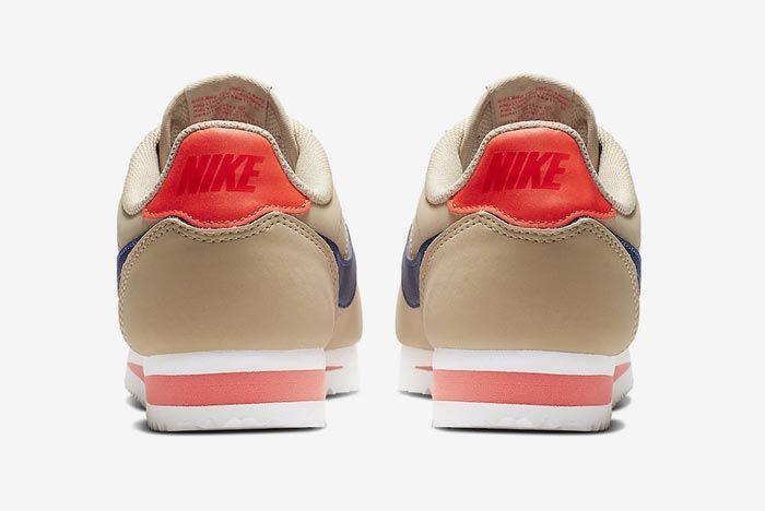Nike Cortez Desert Ore Heels