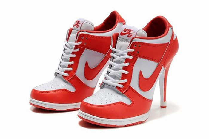 Nike Dunk Sb High Heels Fake