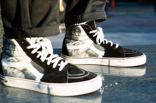 Supreme Bruce Lee Vans Fw13 Footwear Collection 2