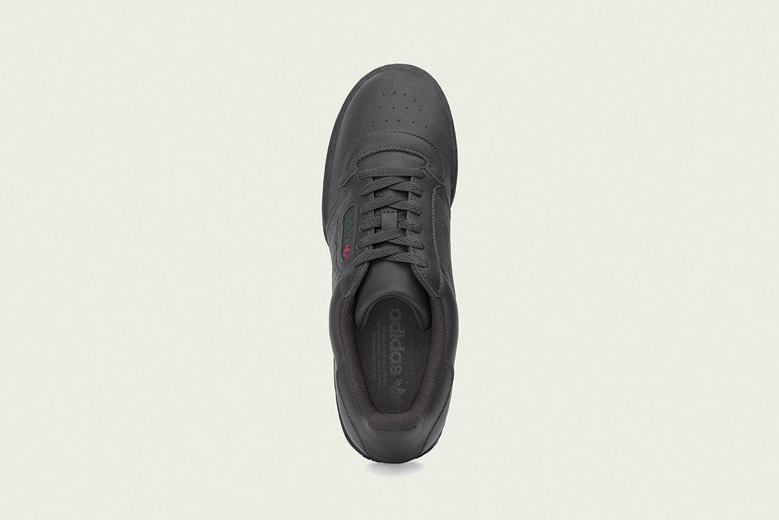 Adidas Yeezy Powerphase Black 4