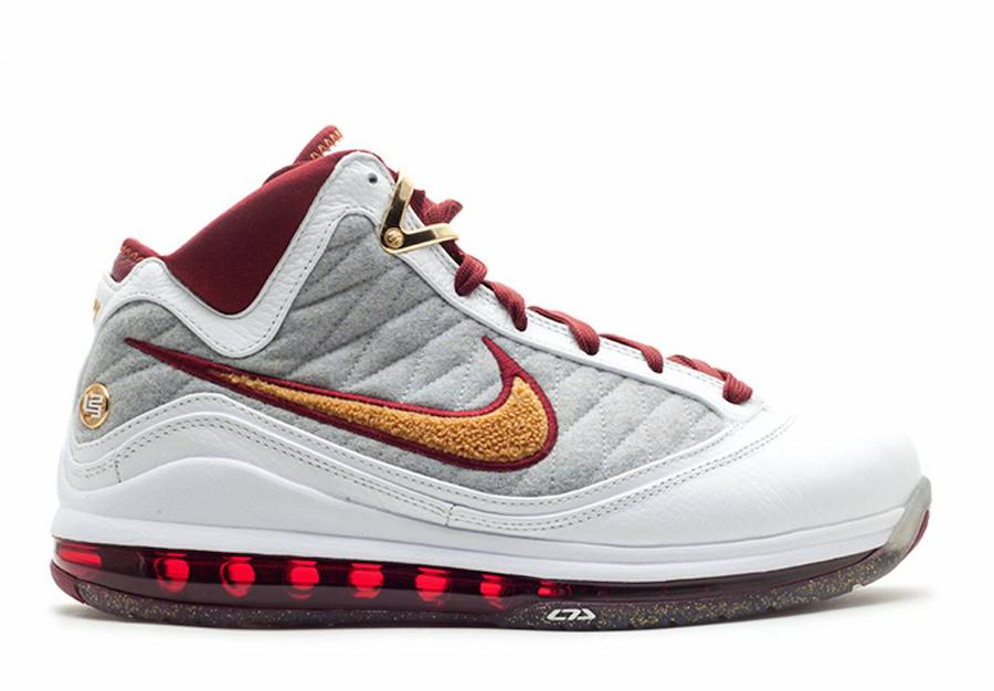 The Nike LeBron 7 'MVP'