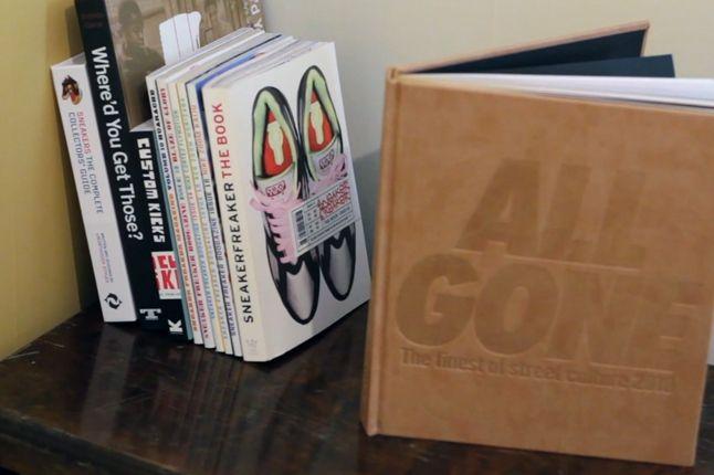 Sneakerliv Sneakerfreaker Allgone Books 1