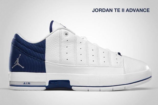 Jordan Te Ii Advance French Blue 1