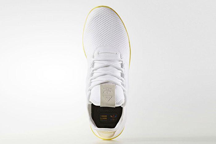 Pharrell Williams X Adidas Tennis Hu Gold4