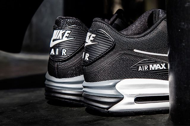 Nike Air Max Lunar90 Charcoal