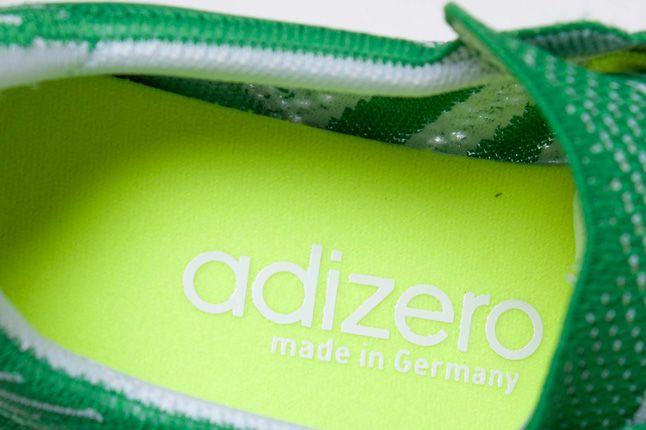 Adidas Primeknit Olympics Prime Green Innersole 1