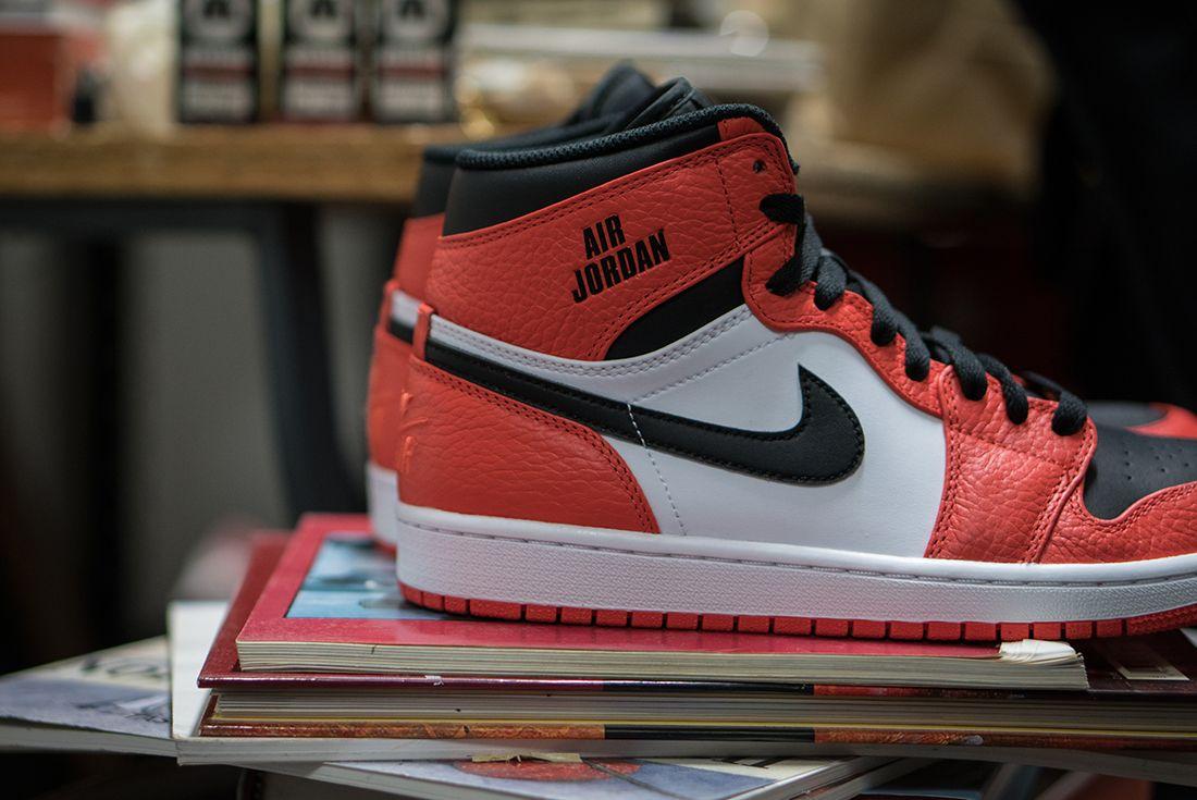Air Jordan 1 Retro Rare Air Max Orange