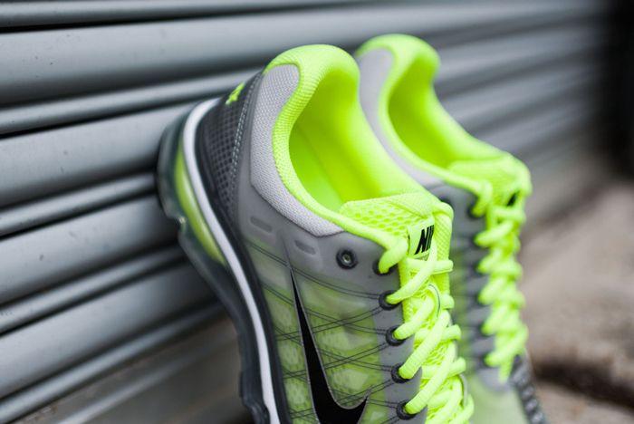 Nike Air Max 2009 Volt4