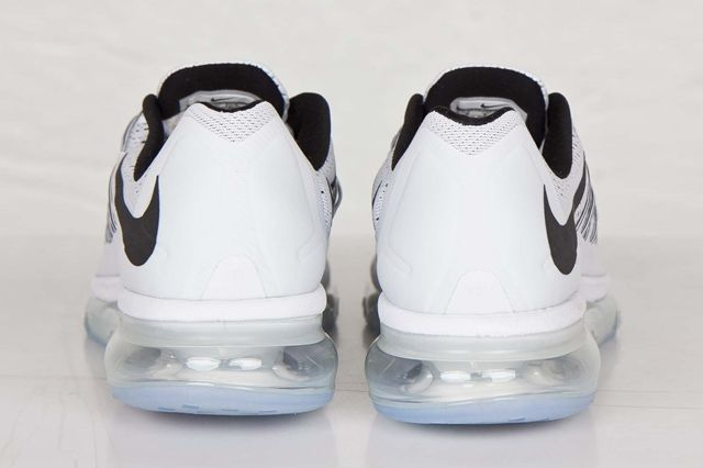 Nike Air Max 2015 White Black Bumper 3