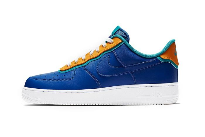 Nike Air Force 1 Low Indigo Force Lateral