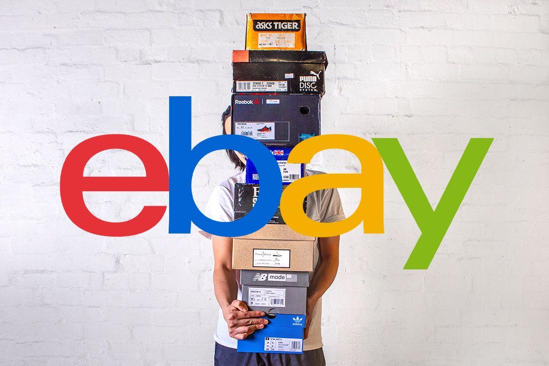 eBay Selling Header