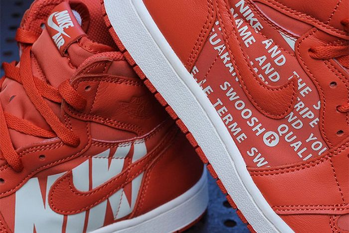 Air Jordan 1 Big Logo Sneaker Freaker
