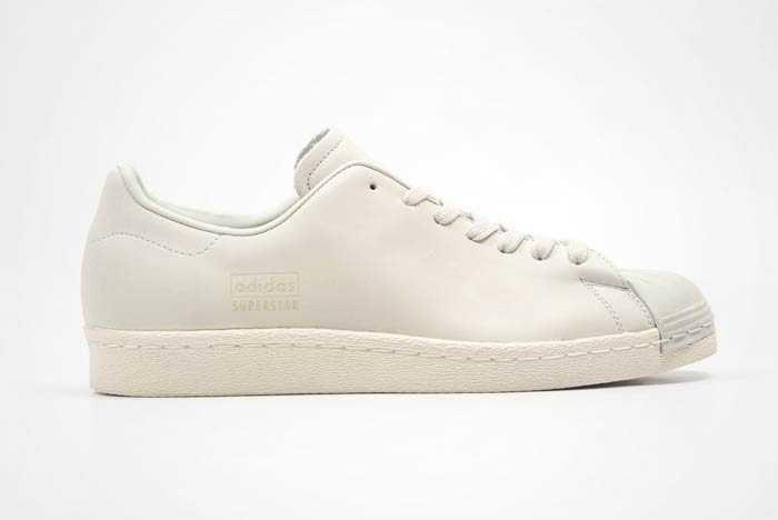 Adidas Superstar 80 S Clean White 4