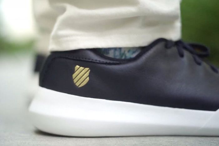 K Swiss Ceo Startup Sneaker Black