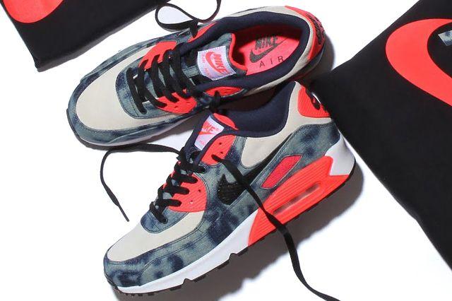 Atmos Nike Bleached Denim Pack 1