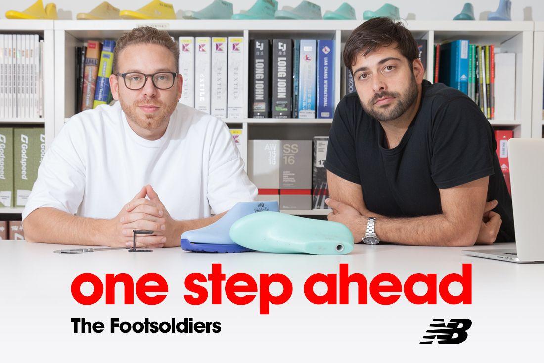 Footsoldier Header