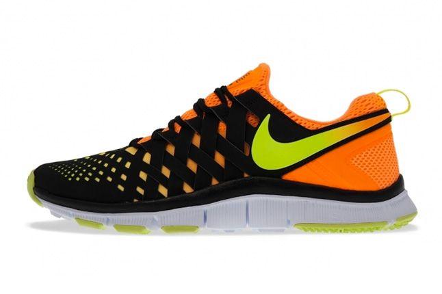 Nike Free Trainer 5 Bright Citrus Volt Black 1 1