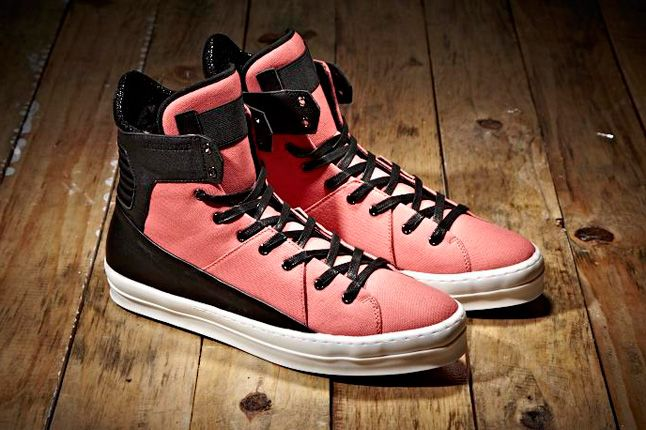 Android Homme The Grid Coral 1