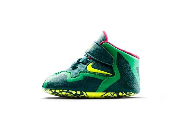 Nike Lebron 11 Kids T Rex 19