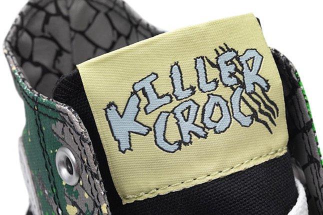 Dc Comics Converse Chuck Taylor All Star Killer Croc 04 1
