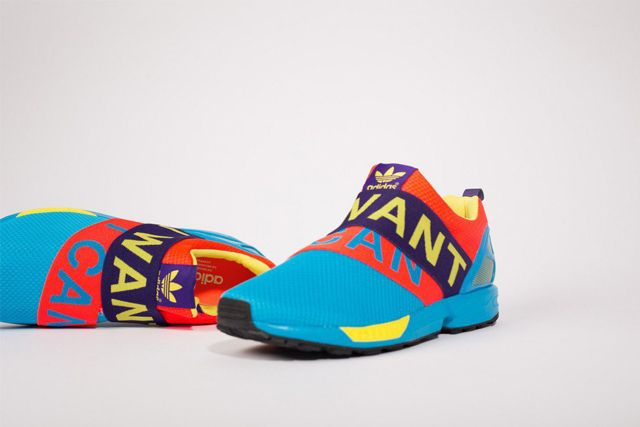 Adidas Zx Flux Slip On 5
