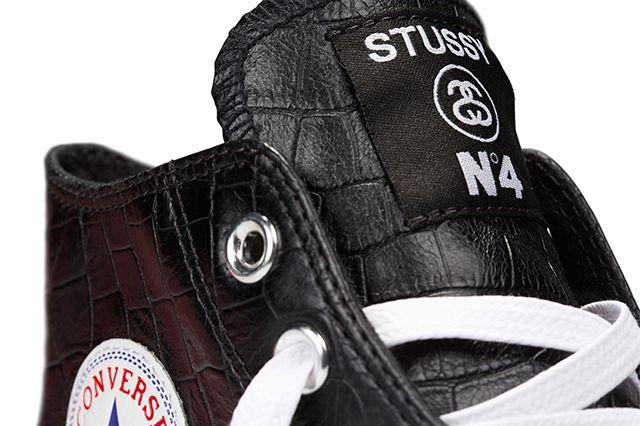 Stussy Converse Chuck Taylor Hi Pack 6